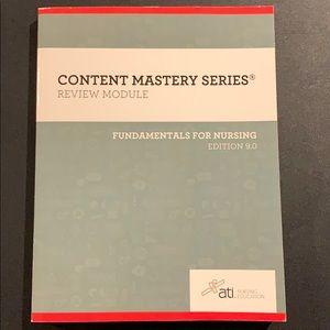 RN ATI Fundamentals Workbook